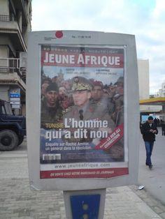 Quien protegió al pueblo de tunez de la guardia de Ben Ali en la revolución de los jazmines(Tunis, Tunisia)