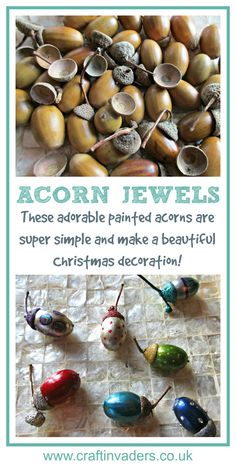 craftinvaders.co.uk wp-content uploads 2016 12 Acorn-Jewels-the-adorable-pinted-acorns-are-super-simple-and-make-a-beautiful-Christmas-decoration.jpg