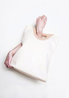 PROJET ÉTUDIANT : Collection Allegoria par Chloé Martin #design #sac #bag