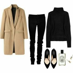 63 Best Winter Fashion Ideas Camel Coat Outfits, If you wear then often enough, your coats might be significant part of your outfit and fashion. For the matter, coat wasn't a frequent name in Mode Outfits, Winter Outfits, Casual Outfits, Fashion Outfits, Womens Fashion, Dress Winter, Fashion Weeks, Trajes Business Casual, Camel Coat