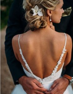 Detachable straps. Very delicately lace appliqués on a spaghetti strap. Would be a subtle addition to your strapless gown for some extra support. Have these straps custom made for yourself on my online store- www.rosemarydesigns.org, or email me directly at rosemarydesignsbride@gmail.com