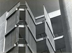 CODERCH, José Antonio: Edificio Girasol, Madrid, 1964-1966.