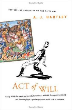 "Meet Will Hawthorne in ""Act of Will"" by A.J. Hartley"