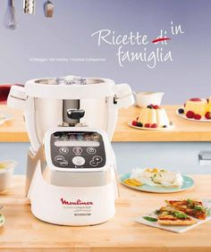 """Find magazines, catalogs and publications about """"ristoranti ricette"""", and discover more great content on issuu. Krups Prep Cook, Prep & Cook, I Companion, Pasta Maker, Thing 1, Drip Coffee Maker, Kettle, Make It Simple, Food And Drink"""