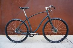 Budnitz Bicycles Custom Model No. 1 Scorcher for Cool Hunting   Photo