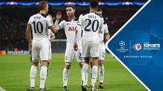 Melhores Momentos - Tottenham 3 x 1 CSKA - Liga dos Campeões (07/12/2016)