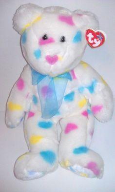 82cab74f3f4 Ty Beanie Baby Buddies Valentine 14