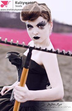 our advertising campaign - fot: Fotograficzna Furia, model: Ewa Radzewicz, visage: Laboratorium Loo