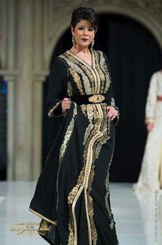 Takchita style robe de soiree