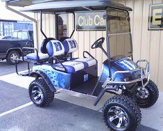"""Duke"" Custom Cart!"