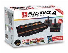 Console Retro Flashback 4 + 75 Jeux: Amazon.fr: Jeux vidéo