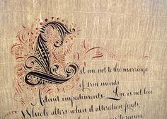 Zentangle: Sonnet 116                                                                                                                                                      More