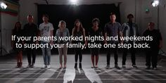 This Video Will Change The Way You Look At Privilege. This would be a great teacher bonding activity.