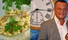 Vilo Rozboril prezradil recept od babičky: TAKTO sa robí majonéza do šalátu
