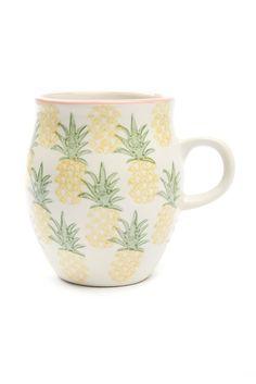 Shiraleah Pineapple Mug | South Moon Under