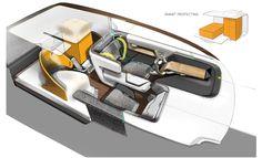 2020 SUBARU OUTRACK_SEMI-AUTONOMOUS PROJECT on Behance