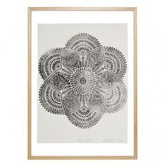Black Amarais - art print
