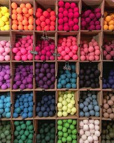 Organized color makes my eyes smile