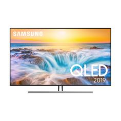 Smart TV Samsung Ultra HD QLED WiFi Black If you're passionate about IT and electronics, like being up to date on technology and don't miss Dolby Digital, Apple Tv, Smart Tv Philips, Tv Sony, Smart Tv Samsung, Support Mural Tv, Wifi, Netflix, Shopping