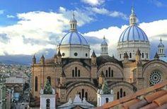 Catedral de Cuenca - Ecuador