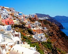 I want to go here...Greece!