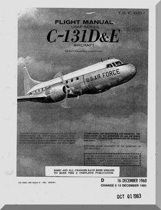 Beechcraft baron 58 aircraft wiring diagram manual aircraft convair c 131 d e aircraft flight manual 1c 131d 1 1968 cheapraybanclubmaster Gallery