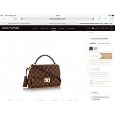 Les collections de Louis Vuitton : Croisette