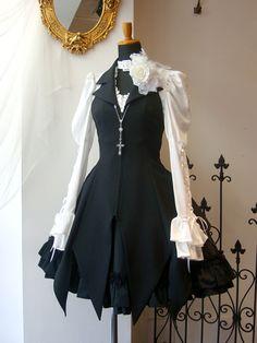 A Gothic Lolita's Memoir — atelierbozuberalles:  ...