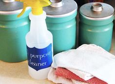 DIY Disinfectant Spray. I've tried a few homemade spray cleaners, but none have been exactly what I'm searching for. This is the next one I'm trying, but with peppermint castile soap instead of lavender, and of course, tea tree oil for all of its great properties (anti-bac, anti-fungal, etc).
