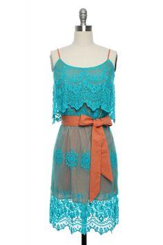 Meet Me in Marrakech Dress | Vintage, Retro, Indie Style Dresses