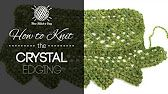 Knitting how to - Adding beads to knits - YouTube