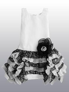 fb904629218 Isobella   Chloe Girls Drop Waist Dress Spring 2014 NEW Size 4-12  60-