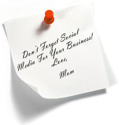 Top 10 #SocialMedia Tips For   #SmallBusinesses