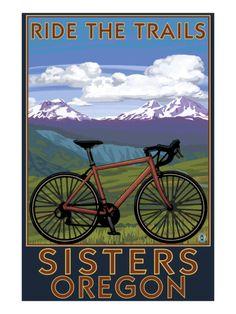 Sisters, Oregon - Mountain Bike