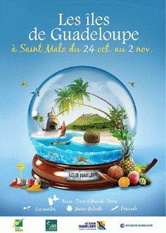Route du rhum 2014 : campagne d'affichage du CTIG en Bretagne - Actualité Guadeloupe