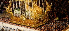 Semana Santa in Málaga  http://maxestatesmijas.com/the-incense-and-essence-of-malaga-at-easter/