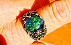 Men's Ring Sale. Spectacular Genuine Australian by AmyKJewels