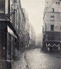 Rue Saint-Honoré, c. French History, Art History, Tour Eiffel, Old Pictures, Old Photos, Städel Museum, Rue Saint Honoré, Musee Carnavalet, Paris Architecture