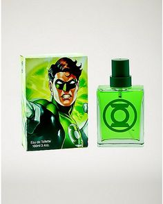 Green Lantern Fragrance - DC Comics - Spencer's