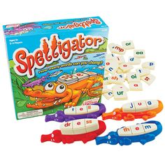 Word building game teaching phonemic awareness, letter patterns and positioning. Children learn basic spelling and word building, expanding vocabulary. Educational Games, Preschool Activities, Phonics Activities, Kindergarten Literacy, Literacy Activities, Letter Activities, Conscience Phonémique, Ea Words, Esl