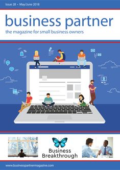 Business Partner Magazine Issue 28 - the magazine for small business owners Digital Magazine, Business Tips