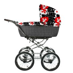 choose from over 100 possibilities and be your own baby #pram designer. Find out more at #angelcab.de, starting August 2013