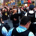 A fourth individual has been arrested and accused of planning to use a Molotov cocktail to attack the NATO conference in Chicago, in the latest escalation of tension between police and protesters on the sidelines of the Afghanistan war summit.