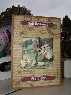 Kaatje Kip blog - kaart - card