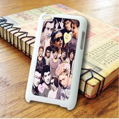 One Direction 1d Collage iPod 4 Touch Case