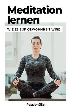 Meditation hat unzählige positive Wirkungen und Vorteile. Du erfährst hier, wie es zu einer Gewohnheit wird. Inklusive Podcast mit Bengt Jacoby. Meditation Musik, Online Meditation, Mindfulness Meditation, Yoga Inspiration, Yoga Benefits, Yoga For Beginners, Ayurveda, Yoga Fitness, Poses