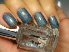 @llarowe Colors by Llarowe - Rare Bear - holographic blue grey!