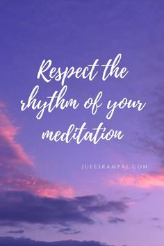 Meditation is about listening to the rhythm. Stop pretending you are in charge for once. Yoga Meditation, Respect, Neon Signs, Learning, Study, Teaching, Studying, Education