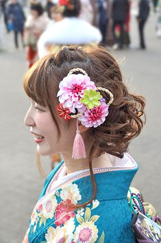 Japanese Hairstyles, Crown, Hair Styles, Fashion, Hair Plait Styles, Moda, Japanese Hairstyle, Corona, Fashion Styles