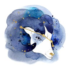 Commissioned by LaPalme Magazine for the on-line annual horoscope, in this series … – aquarius constellation tattoo Arte Aries, Aries Art, Pisces And Sagittarius, Zodiac Art, Aries Zodiac, Zodiac Signs, Camilla, Widder Tattoos, Aquarius Constellation Tattoo